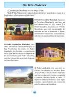 Trecho Cartilha Conheça o Funcionamento da Câmara Municipal de Bueno Brandão